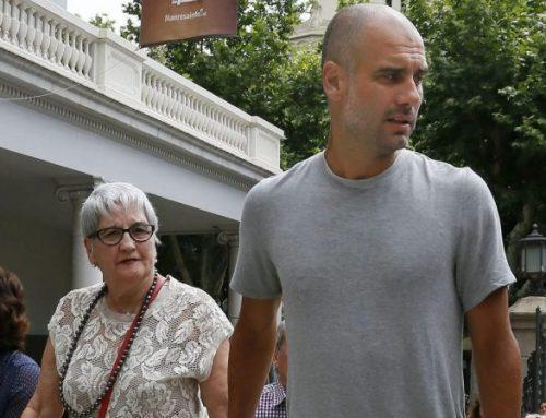 Muere a los 82 años la madre de Pep Guardiola por Coronavirus