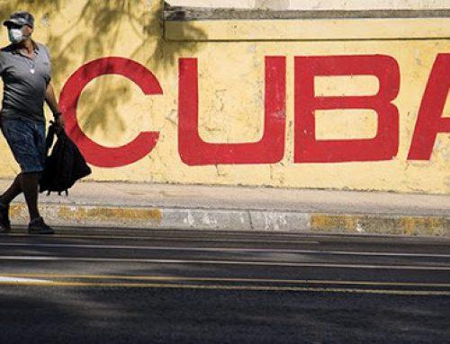 Cuba se enfrenta al coronavirus con escasez de medicamentos