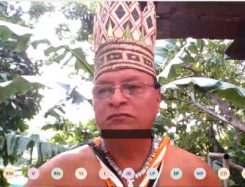 "Líderes indígenas de Panamá, efectúan ""Asamblea Virtual"""