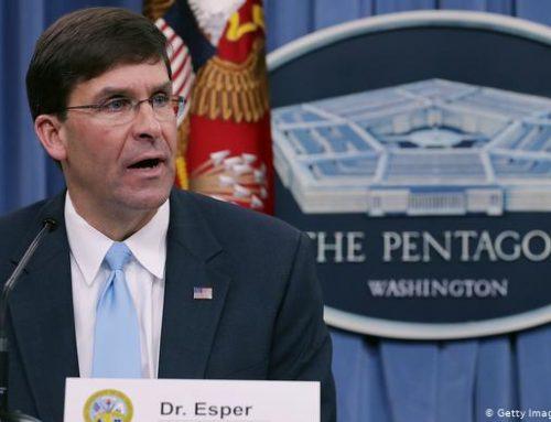 El Pentágono rechaza el uso de las tropas