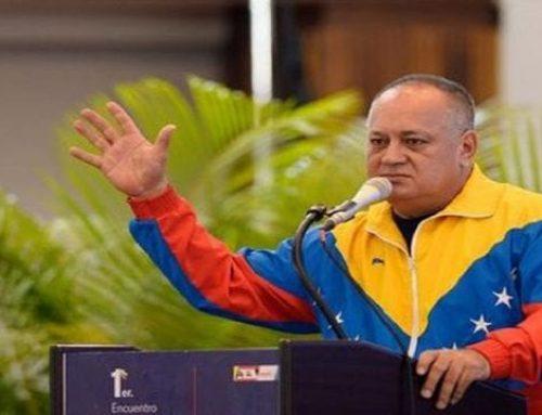 Diosdado Cabello, presidente de la Asamblea Constituyente tiene COVID-19