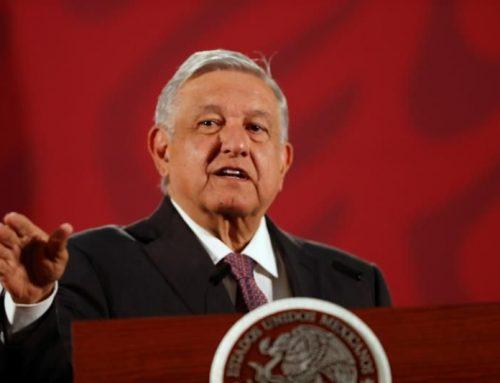 Manuel López Obrador dice ser el presidente 'más insultado' en un siglo