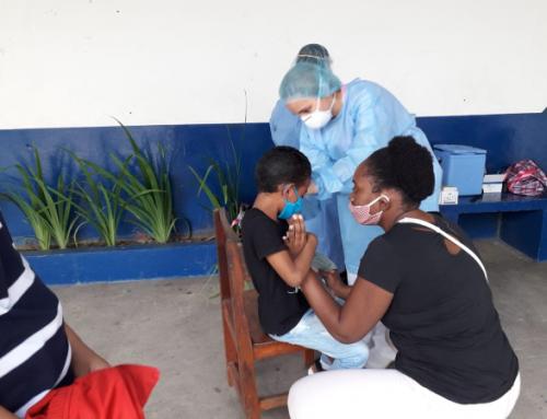 Realizan acciones sanitarias en beneficio de las comunidades panameñas