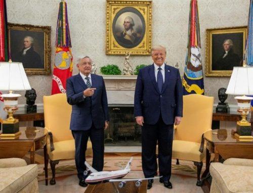 Trump y López Obrador no hablaron sobre inmigración