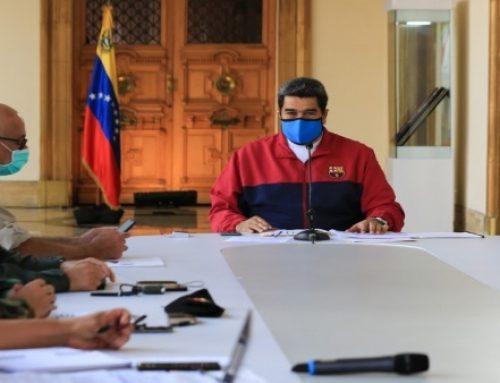 Maduro renueva la cúpula militar