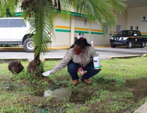 """Regional de Salud en Veraguas, mantiene su lucha contra el """"dengue"""""""