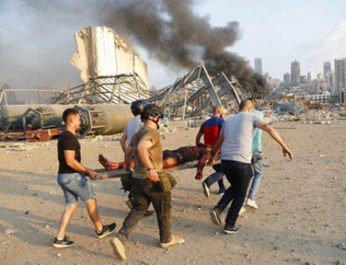 Más de 135 muertos y 5,000 heridos en Beirut