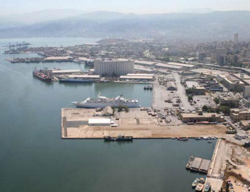 El puerto libanés de Trípoli reemplazará temporalmente al de Beirut