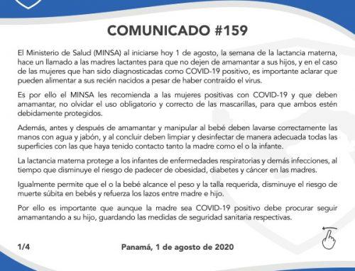 Comunicado #159