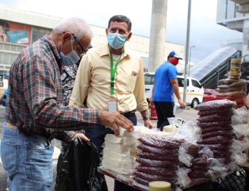 Realizan decomiso de productos, en San Miguelito