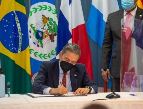Gobierno Nacional de Panamá, oficializa todos los acuerdos de la Mesa de Diálogo por la Economía