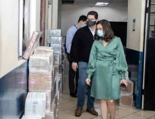 Director de Correos Panamá, Julio Ramírez, anuncia países que recibirán envíos de paquetería internacional