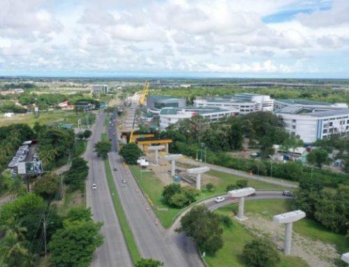 METRO de Panamá, anuncia montaje de vigas sobre la salida del Corredor Sur, los días jueves 29 y viernes 30 de octubre