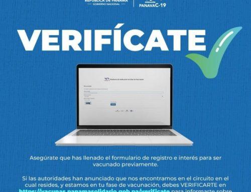 Autoridades anuncian inicio de la Fase 2 de Vacunación contra la COVID-19, en Panamá