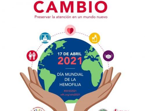 """El 17 de abril se celebra el """"Día Mundial de la Hemofilia"""""""