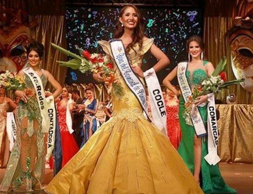 Valerie Falcón, Nueva reina del Carnaval 2019