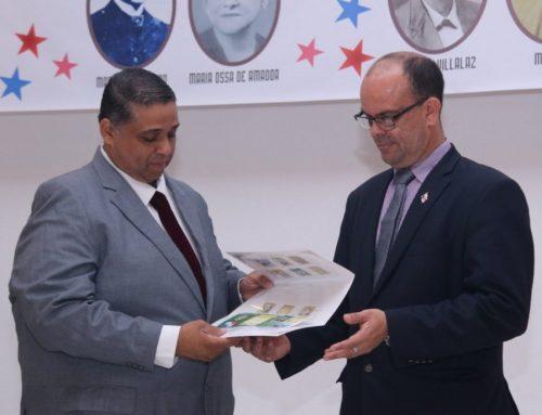 COTEL emite 9 sellos postales alusivos a los 115 años de vida repúblicana