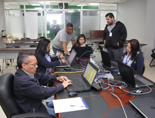 Preparan a colaboradores de SERTV sobre la nueva página web