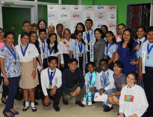 Estudiantes de Veraguas conocieron las instalaciones de SERTV