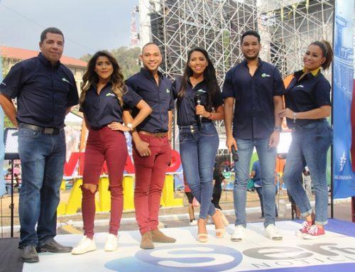 Caras de SERTV Noticias presentes en el cierre de Verano del Canal