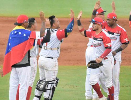 Venezuela y Panamá siguen intratables en Serie del Caribe