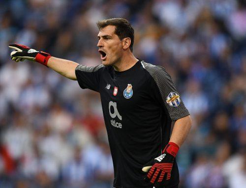 Casillas renueva con el Oporto hasta 2020