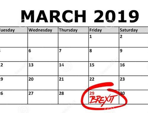 Las nuevas fechas en rojo en el calendario del Brexit