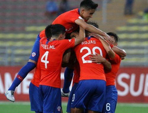 Chile gana a Ecuador y lidera el Sudamericano Sub-17 de Lima
