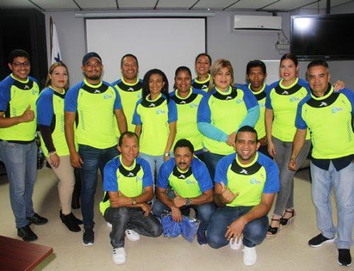 Equipo de voleibol de SERTV participa en Torneo Apertura Mixto Empresarial