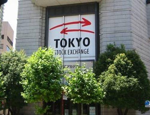 Bolsa de Tokio baja entre inquietudes por guerra comercial