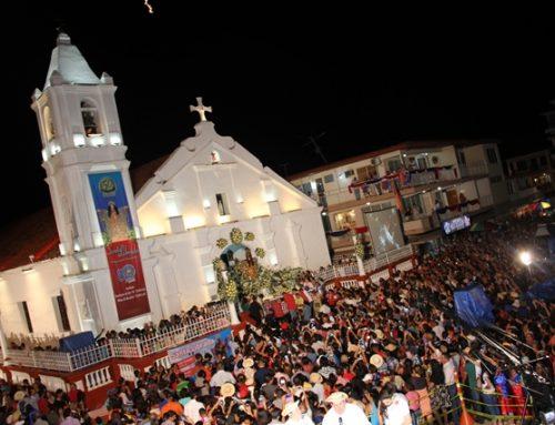 Transmisión de las festividades de Santa Librada por SERTV