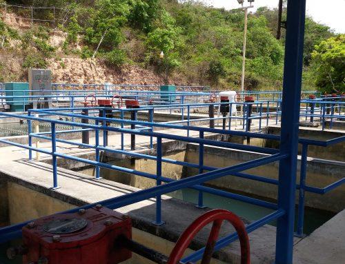 Se realiza limpieza de agua cruda en la Planta Potabilizadora de Penonomé el 27 de agosto.