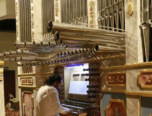Concierto de Órganos de Tubos en el Casco Antiguo