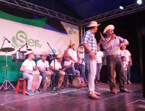 SERTV presente con tarima artística en la Feria Interinstitucional  celebrada en Penonomé