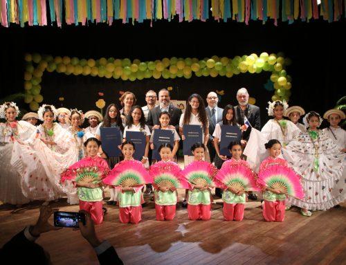 518 niños participaron a nivel nacional en el Concurso Infantil Medio Pollito