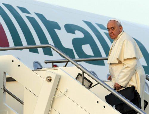 El papa viajará a Tailandia y Japón en noviembre