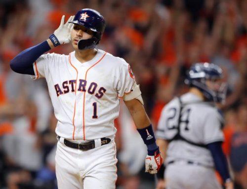 Houston empata la Serie de Campeonato de la Liga Americana
