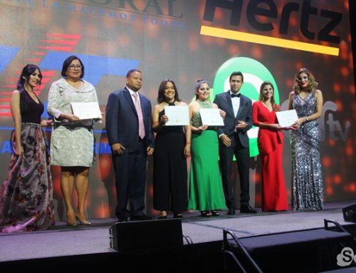 """Distinguen a SERTV por la transmisión exclusiva en señal abierta de los """"Premios Panamá en Positivo"""""""