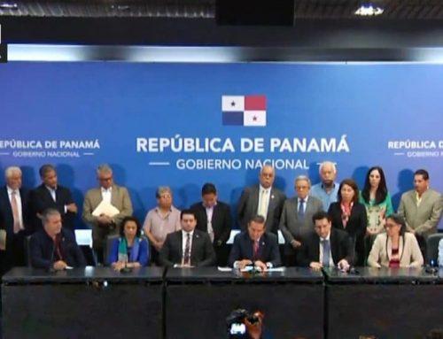 """Ningún interés económico o político está por encima de Panamá"", Presidente Cortizo"