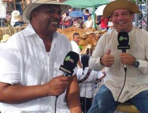 """Cobertura especial al Festival Nacional del Toro Guapo de Antón por el programa televisivo """"Raíces"""""""