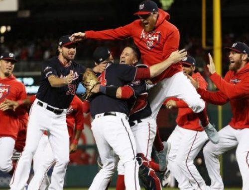Nacionales barren a Cardenales y avanzan a la Serie Mundial