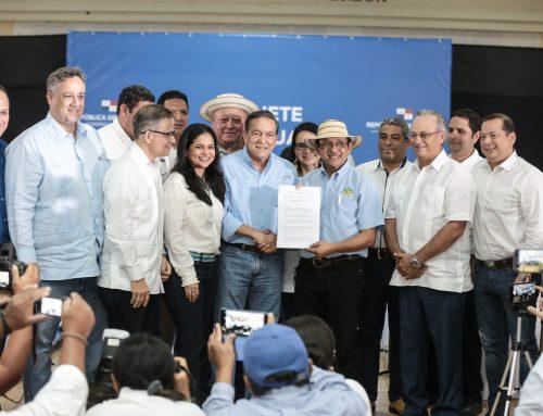 Presidente Cortizo Cohen: Se acabó el relajo de los importadores