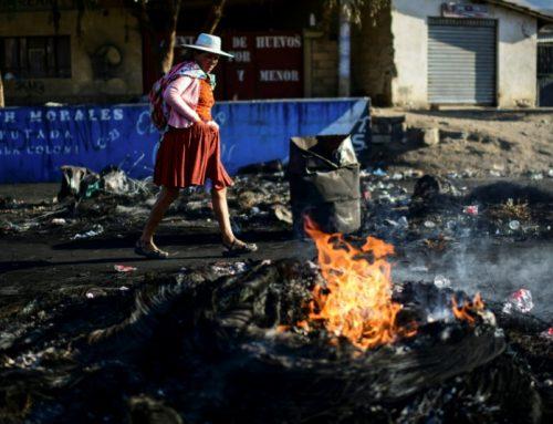 Llamado al diálogo en Bolivia