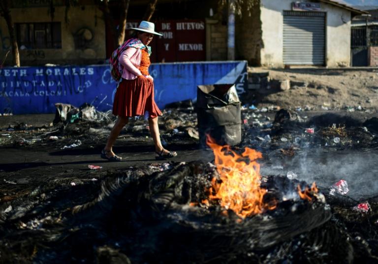 Llaman al diálogo en Bolivia