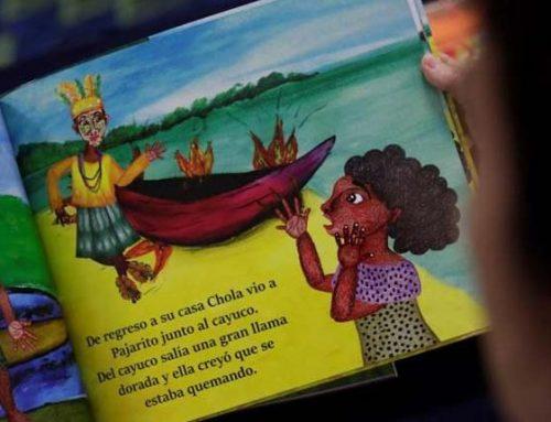 La lectura un aliado que enriquece el conocimiento de la niñez