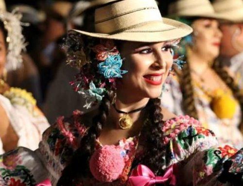 Éxito total transmisión del Desfile de las Mil Polleras