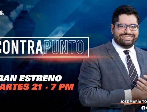 "Expertos debatirán temas de interés nacional en ""Contrapunto"""
