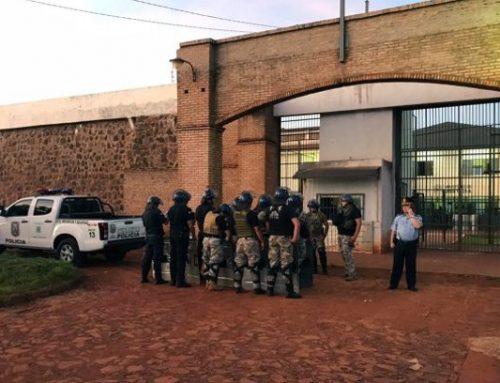Se fugan 75 presos de una cárcel paraguaya