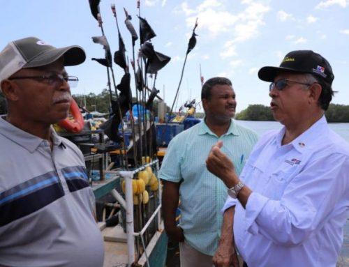 Mejorarán condiciones de pescadores chiricanos