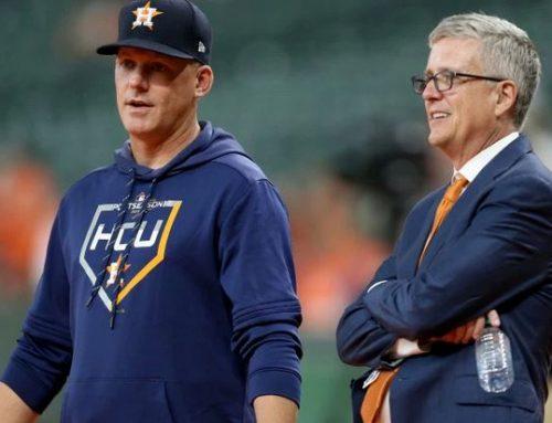 Suspenden a varios directivos de Astros de Houston por Robo de Señales en MLB
